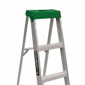 Escalera aluminio tijera 2...