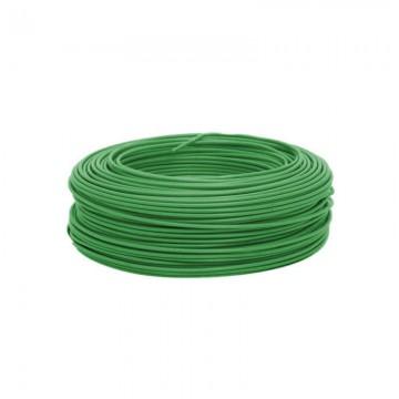 Alambre N° 8 awg verde...