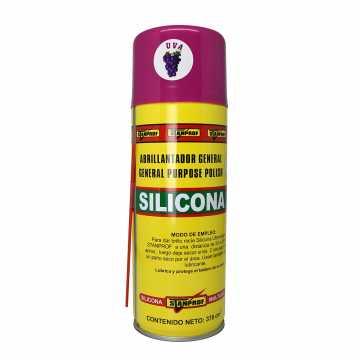Silicona Spray Uva Stanprof...