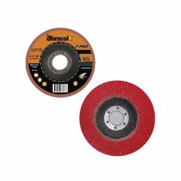 Flap disc f-pro cerámico N°...