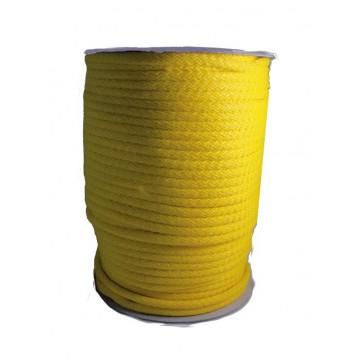 Cuerda driza amarilla 1/4`...