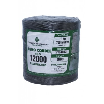 Pita pp 12.000 gris X kilo...