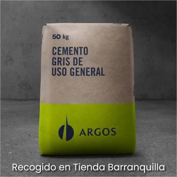 Cemento Gris x50kg Argos...
