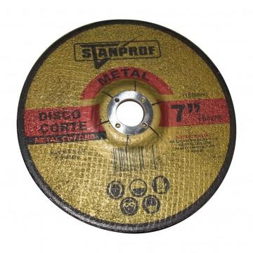 Disco corte metal 7x1/8x7/8...