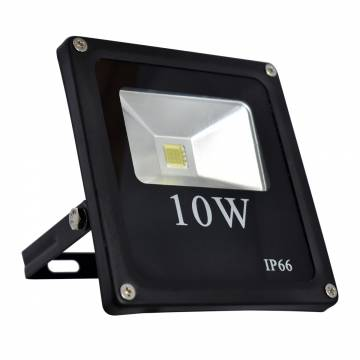 Reflector led 10w azul...