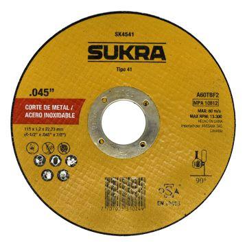 DISCO FINO SUKRA 4.1/2...