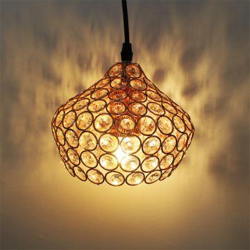 Lámpara decorativa línea...
