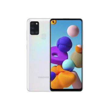 Celular Samsung A21S Blanco...