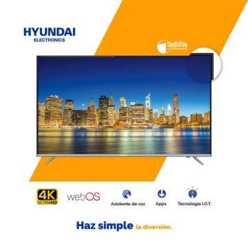 """Televisor Hyundai 55"""" LED..."""
