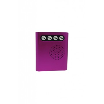 Reproductor 3w bluetooth +...