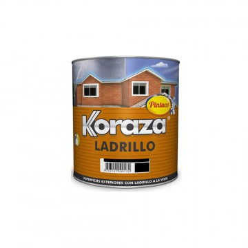 Koraza ladrillo natural...