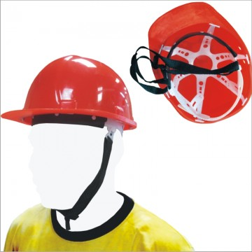 Casco seguridad rojo Stanprof