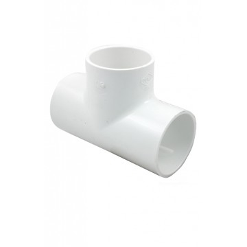 """Tee pvc 3"""" Gerfor"""