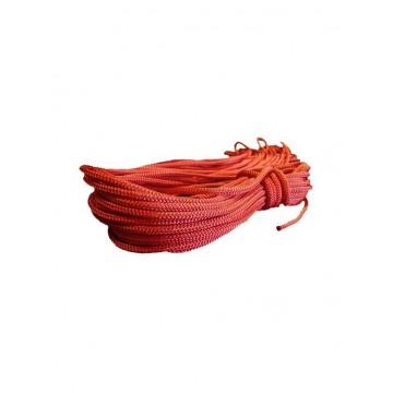 """Cuerda driza roja 1/4"""" N° 6..."""