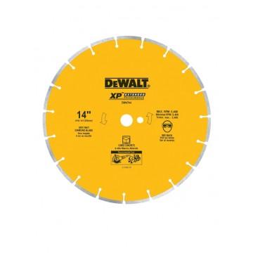 Disco diamantado Dewalt 14`...
