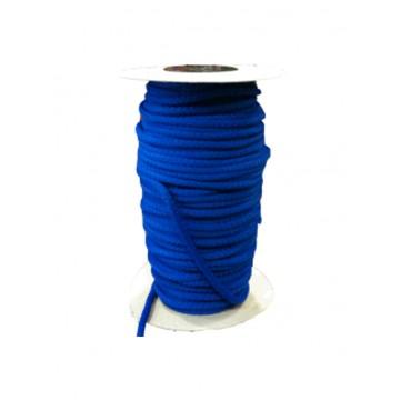 "Cuerda driza azul 1/4"" xMt..."