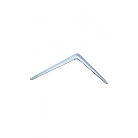 Bisagra omega 3' zincada kache tools por unidad caja por 20 unidades sin tornillos