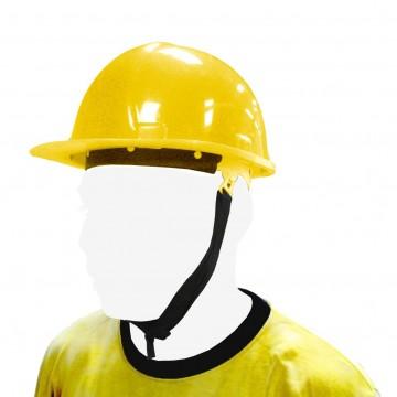 Casco seguridad amarillo...