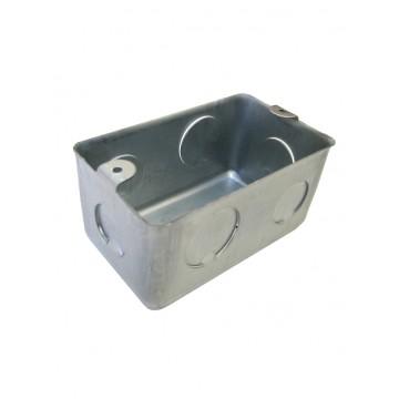 Caja 2 X 4 galvanizada c20...