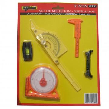 Llana dentada m/plast stanprof caja x 60 unid