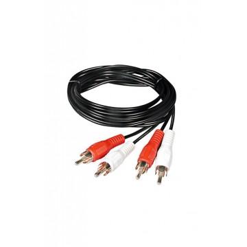 Cable rca 2x2 luzkal