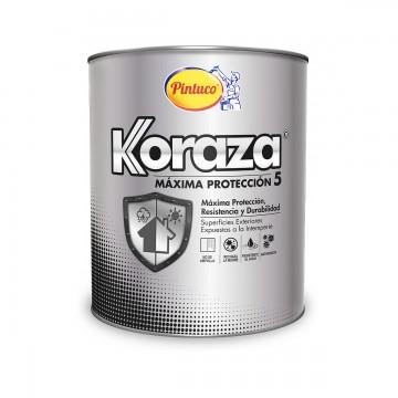 Koraza Base Deep Blanco...