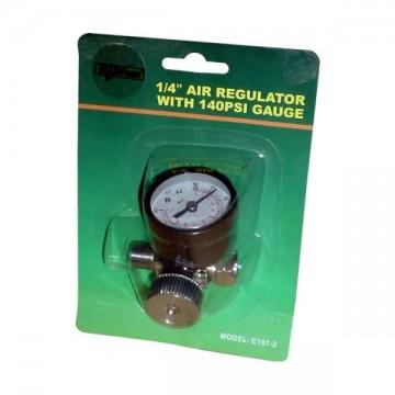 Regulador aire 1/4...
