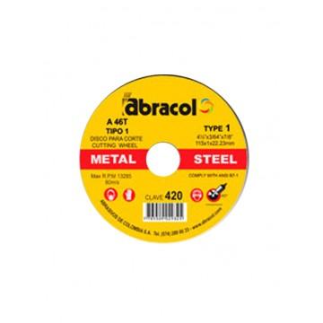 Disco de corte de metal...