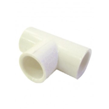 Tee pvc 1 gerfor gerfor...