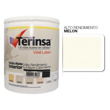 Alto rend vinil latex melon...