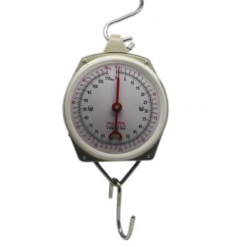 Bascula tipo reloj 50kg...