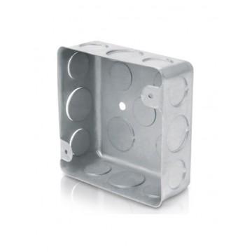 Caja 4 X 4 galvanizada c20...