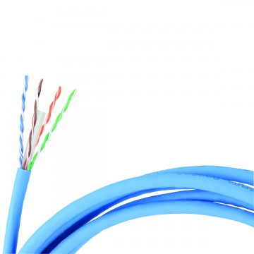 Cable Coaxial Utp 4 Pares