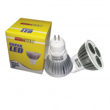 Bombillo super led gu5.3...