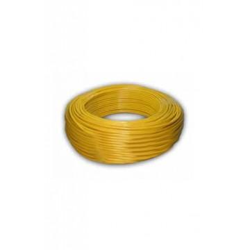 Cable 7 hilos No12 amarillo...