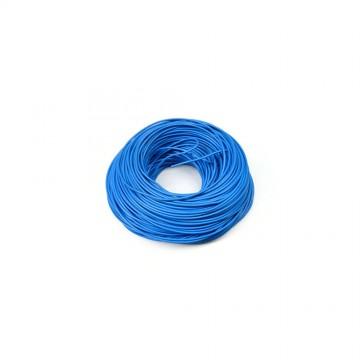 Cable 7 hilos No12 azul...