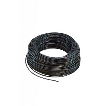 Cable 7 hilos N° 14 negro...