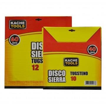Disco sierra tugst 10x40...