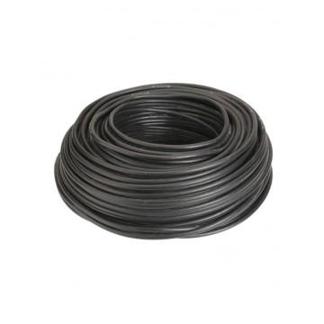 Cable 7 hilos N° 10 negro...