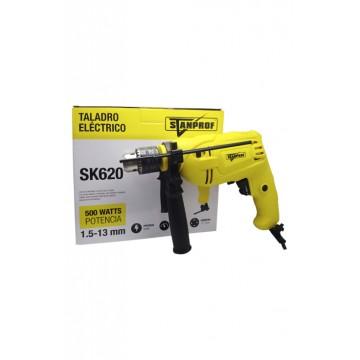 Taladro impacto sk620 500w...