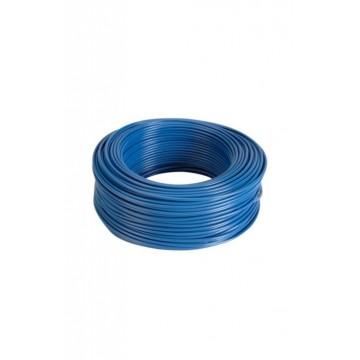 Cable 7 hilos No14 azul...
