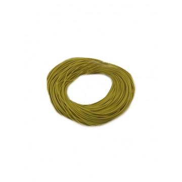Cable 7 hilos No10 amarillo...
