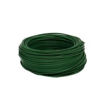 Cable 7 hilos N° 10 verde...
