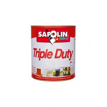 Esmalte aluminio 1/4 Sapolin
