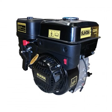 Motor Industrial C200 6.5HP...