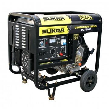 Planta eléctrica diesel...