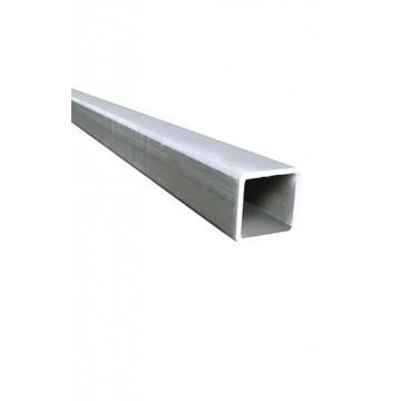 Tubo cuadrado 1 X 1 liso c-16