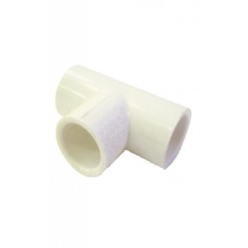 Tee pvc 2 gerfor gerfor...