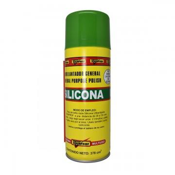 Silicona spray 378ml limon...