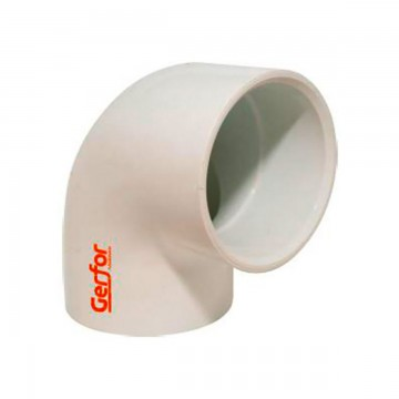 "Codo pvc 4"" Gerfor"